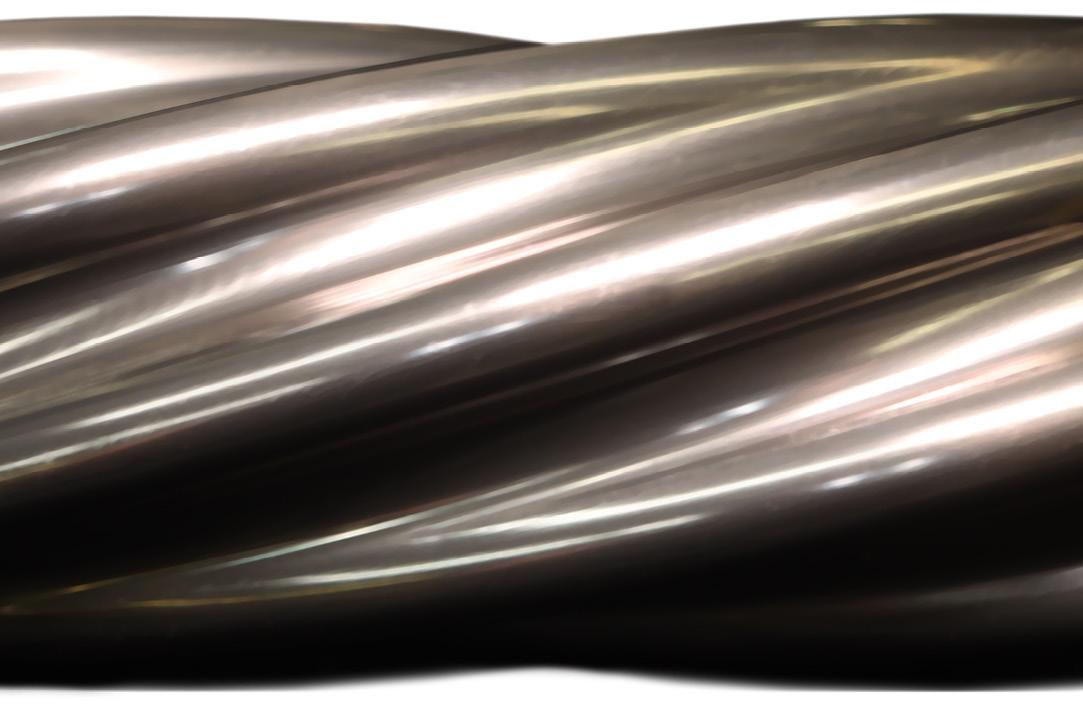 ExoGreen coating on rotor