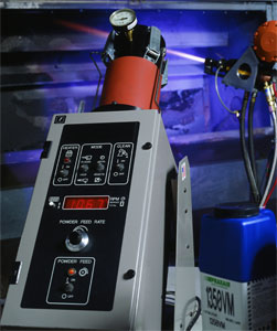 Model 1264 Powder Feeder