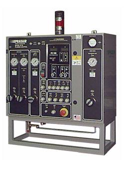 Model 3710 Plasma Control Console