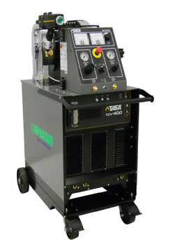Model 8830MHU Arc Spray System
