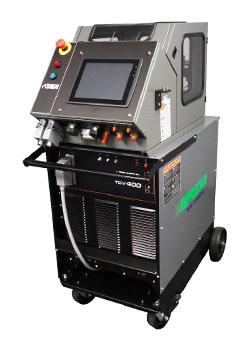 Model 9910i Arc Spray System