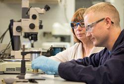 TruForm Metal Powders Quality Control Testing