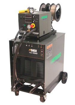 BP400 Arc Spray System