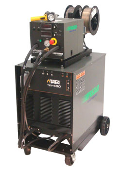 BP400 Arc Spray System