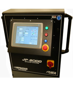 Model JP-8000 Control Console