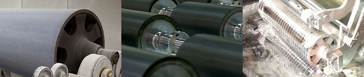 Coated Industrial Rolls