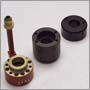 Gun Housing plasma spare part