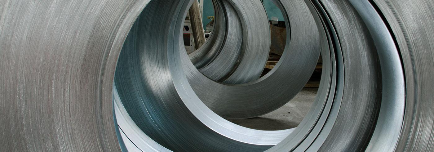 Metal Production Industry Header