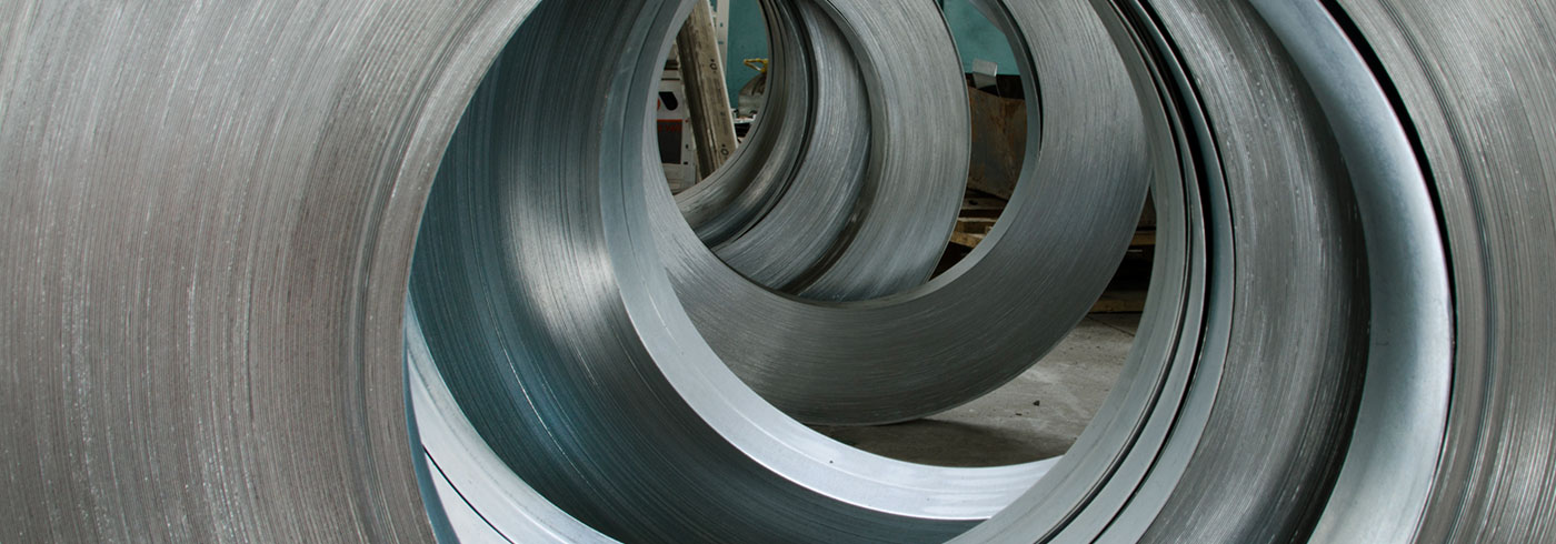 Metal Production Industry Header