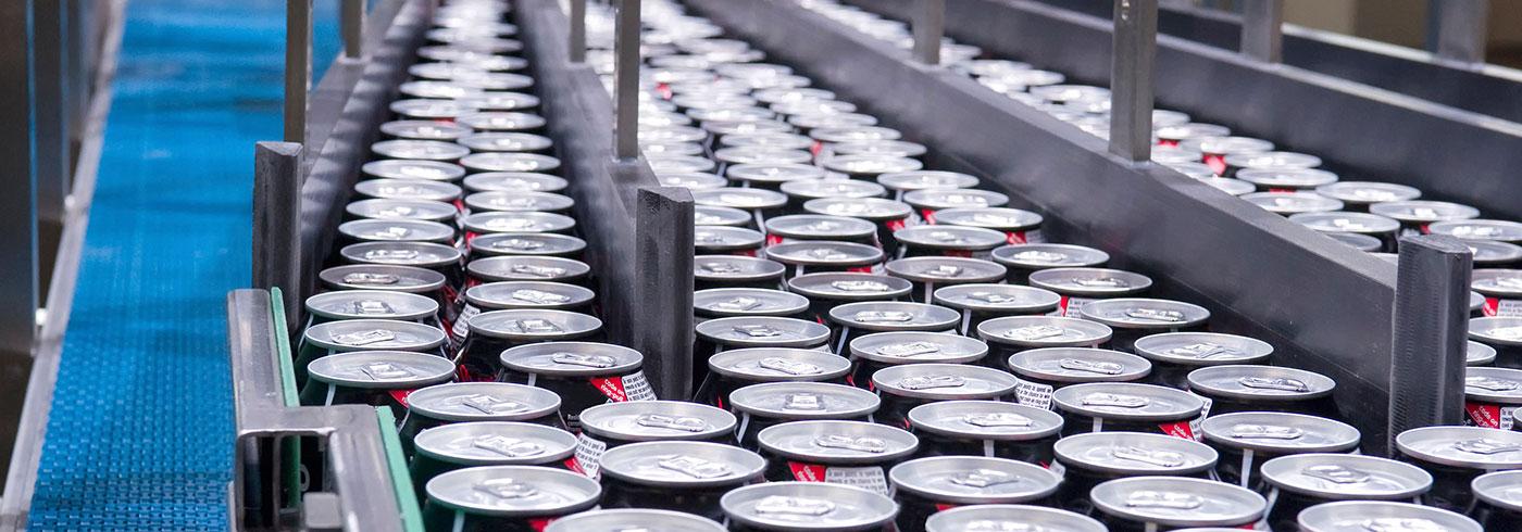 Food and Beverage Industry Header