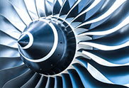 Aviation Aircraft Engine