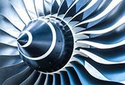 Aviation Aircraft Engine