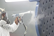 Blue Armor Coatings for Chemical Industry