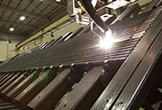 Laser Cladding for Coal Fired Boilers
