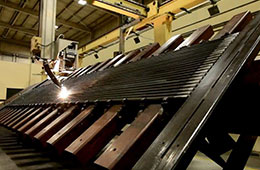 PST Laser Cladding Coating Process for the Power Generation Industry